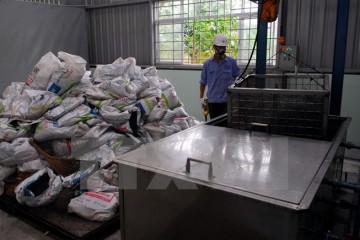 Năm 2015 Hà Nội đưa vào hoạt động nhiều nhà máy xử lý rác thải tập trung