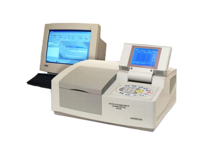 Kết quả hình ảnh cho Máy quang phổ uv vis 2 chùm tia UVD-3200