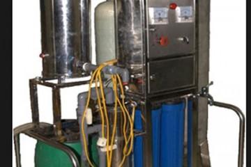 Thiết bị xử lý nước ứng dụng công nghệ lọc nano