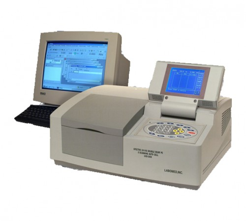 Máy quang phổ UV-VIS UVD 2950