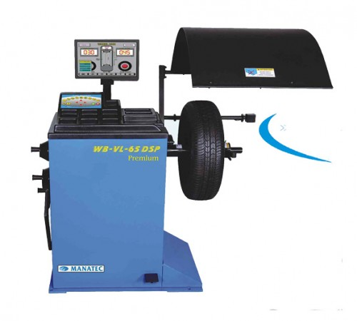 Dynamic Wheel Balancing Equipment Manatec India