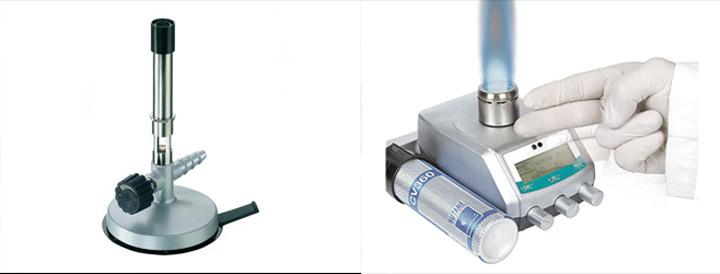 Các loại đèn bunsen burner đức