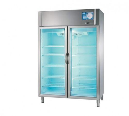 tủ lạnh trữ máu selecta