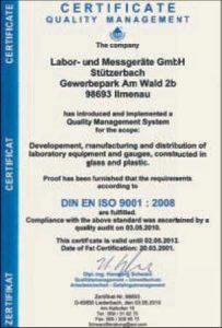 chứng chỉ chất lượng LMS