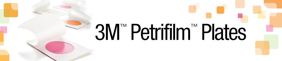 Đĩa petrifilm 3m giải pháp vi sinh tiện lợi nhanh chóng