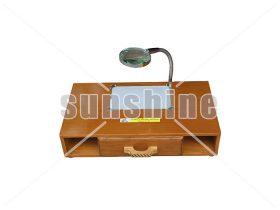 Bàn kiểm tra độ tinh sạch hạt S115 Sunshine - Bàn soi hạt