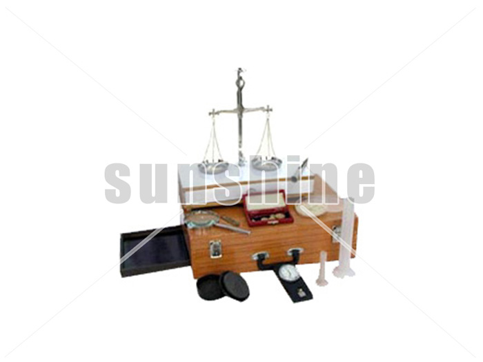 Bộ kit kiểm tra hạt S116 Sunshine